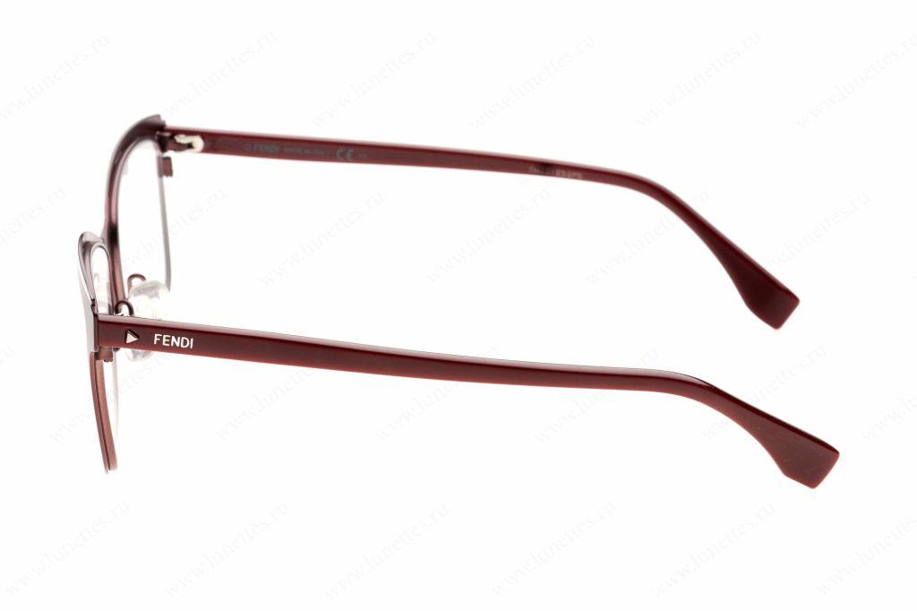 3aa0b2bf84 Купить медицинские оправы Fendi FF 0277 LHF в интернет-магазине ...