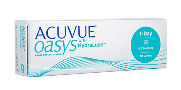 Контактные линзы acuvue oasys 1 day, 30